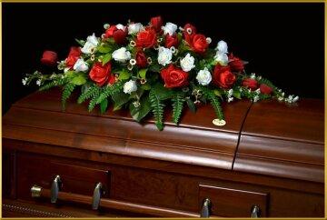 венок гроб