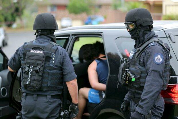 австралийская полиция
