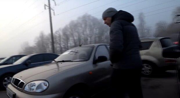 """В Одессе засветилось необычное авто, фото: """"номера дороже машины"""""""