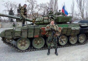 Россия отправила на Донбасс сотни танков