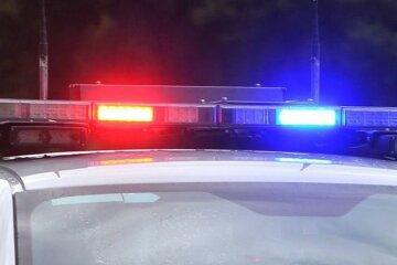 мигалки полиция