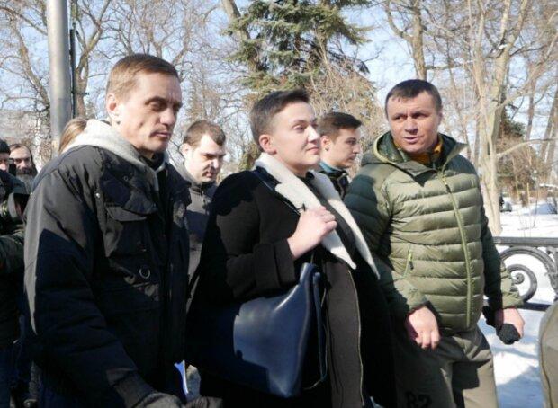 затримання савченко