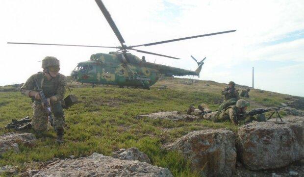"Украинские морпехи отбили атаку ""противника"" на Одесчине: подробности и кадры"