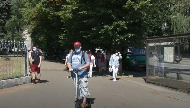 Харьков, карантин, вирус