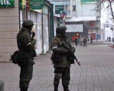 Луганск-зеленые человечки