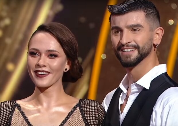 Юлия Санина, Дмитрий Жук