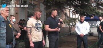 Кандидат от Нацкорпуса Дмитрий Кухарчук будет баллотироваться в ВР на Черкасщине