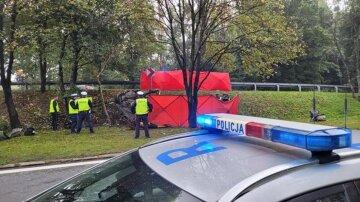 Українці розбилися в ДТП, шансів вижити не було: фото трагічної аварії в Польщі