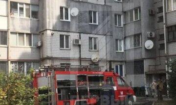 Взрыв прогремел в многоэтажке, слышен детский крик: первые кадры с места событий