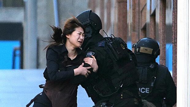 заложники, полиция