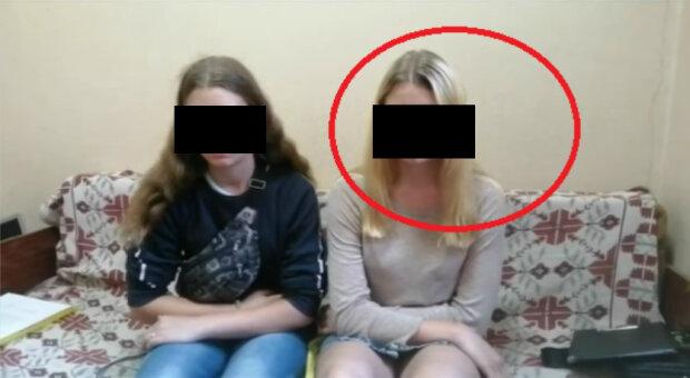 """Юные вандалки поплатились за погром в поезде """"Укрзализныци"""", видео: родителям придется дорого заплатить"""