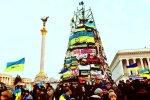 Янукович елку ставил: под окнами Зеленского залили каток, украинцы раскусили хитрый план