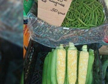 """""""Золота, напевно"""": ціна молодої кукурудзи на ринках України злетіла до непристойності"""