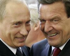 Герхард Шредер Путин Северный поток-2 СДПГ
