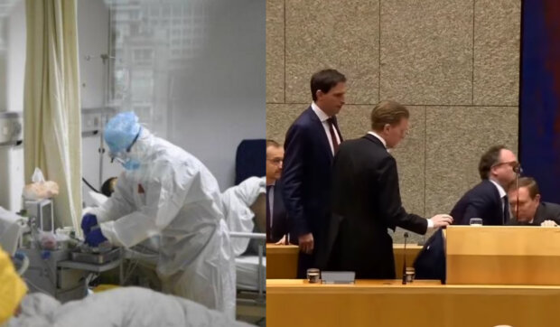 Голова МОЗ йде у відставку: впав без свідомості прямо на засіданні, момент потрапив на відео