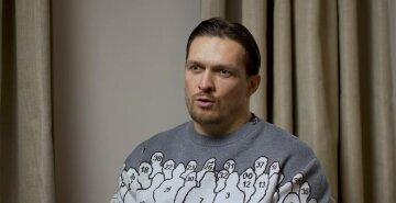 Олександр Усик, фото: скріншот You Tube