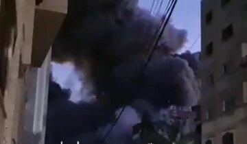 Ракета потрапила в 13-поверховий житловий будинок: конфлікт Ізраїлю і Палестини не вщухає, відео