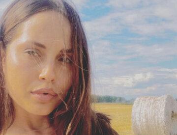 """Украинская Анджелина Джоли сверкнула холеным декольте на теннисном корте: """"Желаю всем..."""""""