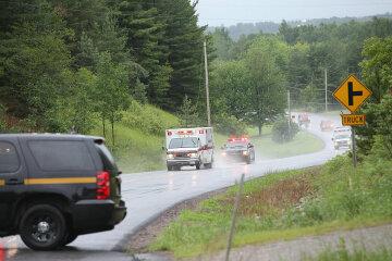 Escaped Fugitive Captured Near Canadian Border After 3-Week Manhunt