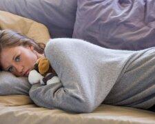 депрессия, болезнь, усталость, тревога