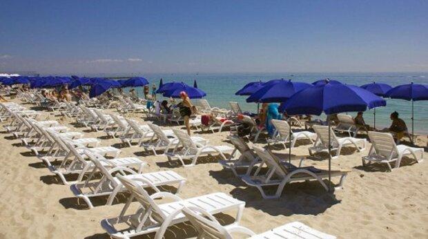 пляж, Одесса