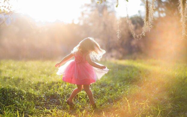 лето, солнце, ребенок