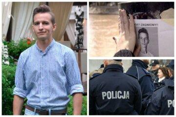 В Польше более года не могут найти 23-летнего украинца: полиция хочет поскорее замять дело