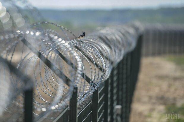 граница забор ограждение