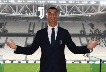 Роналду захватывает мир: футболист открывает бизнес в Париже