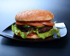 Гамбургер_Фреш