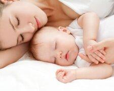 ребенок простудился, мама и ребенок, грудничок, немовля