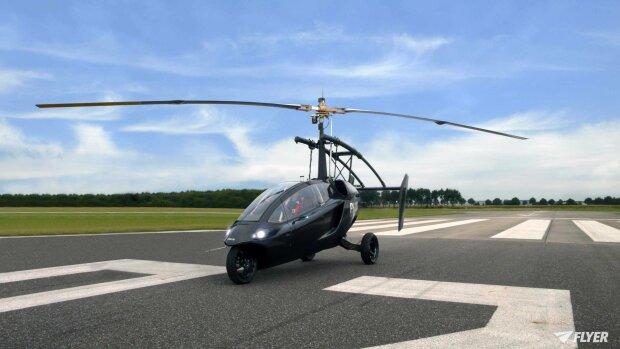 PAL-V-One летающее авто