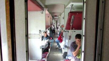 плацкарт вагон поезд