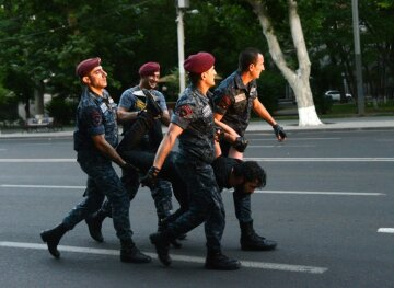 ереван полиция