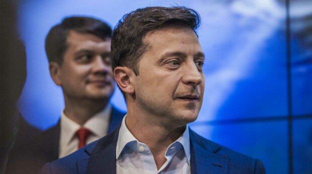 владимир зеленский Дмитрий Разумков