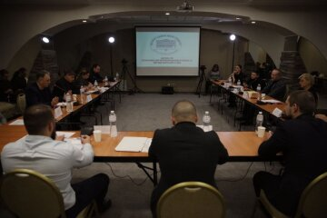 Україні потрібен закон про відповідальність за колабораціонізм: Нацкорпус провів круглий стіл у Києві