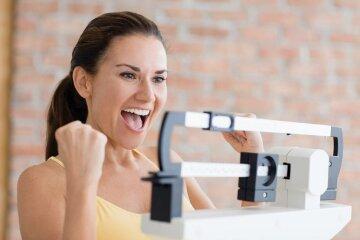 похудеть, лишний вес