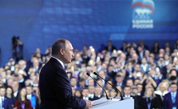 """""""єдина росія"""", путін"""