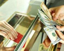 курс валют в украине, обмен валют