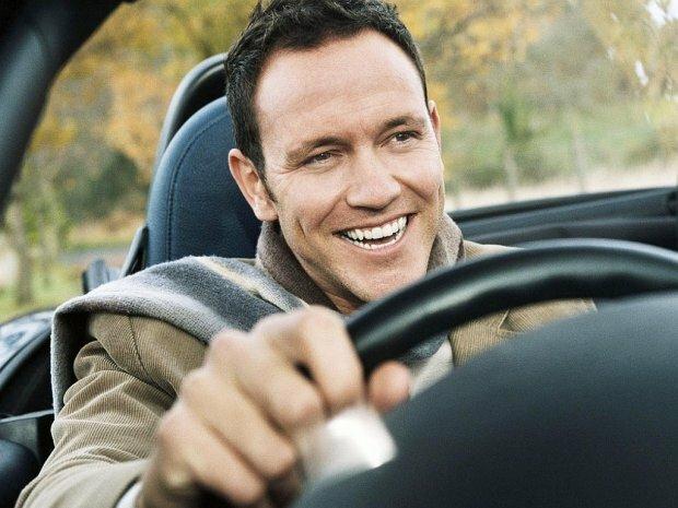 день автомобилиста, водитель, автомобиль, за рулем