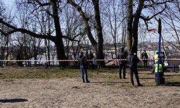 Моторошна знахідка у Львові: діти виявили людські останки в парку, фото