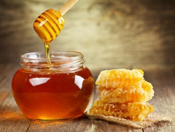 медовый спас, мед соты