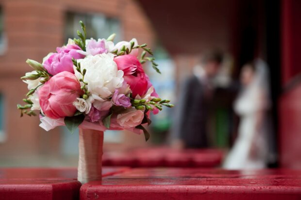 букет свадьба