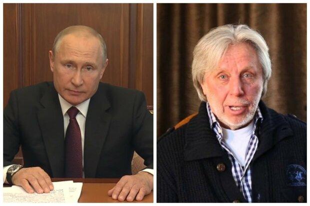 """Режисер Назаров пояснив головний злочин Путіна: """"Він не злодій, а..."""""""