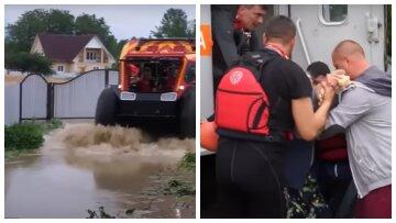 Вулиці перетворились на бурхливі річки, вода продовжує прибувати: хто сьогодні постраждає від нового удару стихії