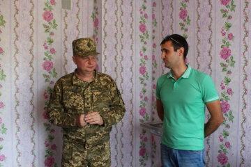 Військові отримали квартири на Дніпропетровщині (фото, відео)