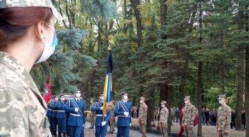 Харьков в слезах прощается с погибшим курсантом: родные и близкие вне себя от горя, фото