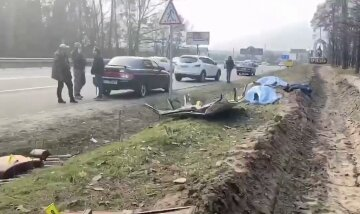 Жуткое ДТП в Киеве: в аварии с катафалком оборвались жизни людей, кадры с места трагедии