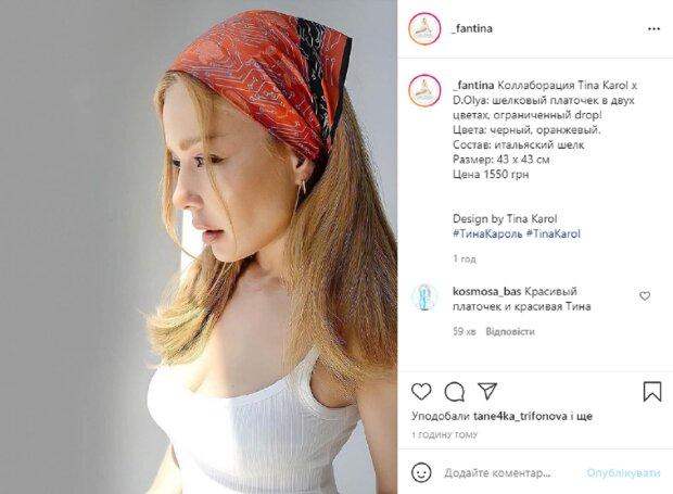 Тина Кароль после откровений о Балане удивила образом с декольте нараспашку и покрытой головой: фото