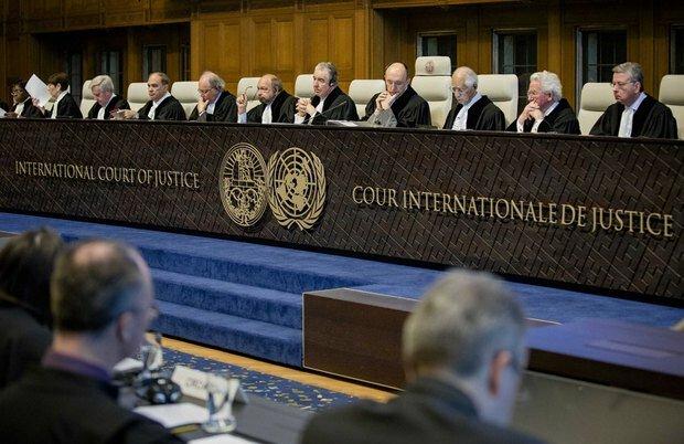 Украина пожаловалась в Международный трибунал на РФ